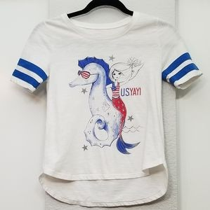 Children's size 10 Fourth of July Shirt
